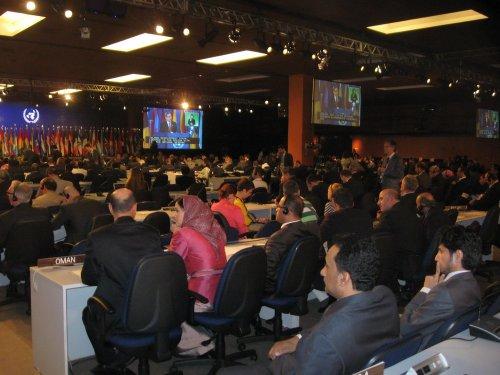 Саммит Рио+20 - Рио-де-Жанейро (Бразилия), июнь 2012