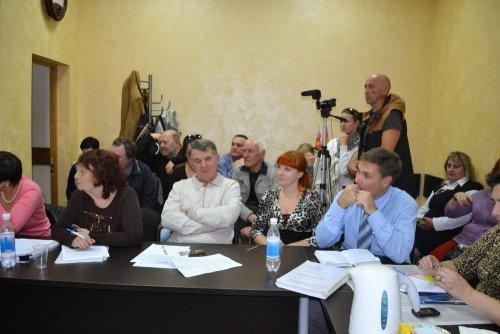 (2013.10.12) Расширенное заседание по проблемам памятников природы в городе Сочи