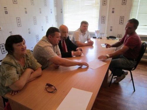 (2014.07.01) Встреча с Евгением Витишко в колонии
