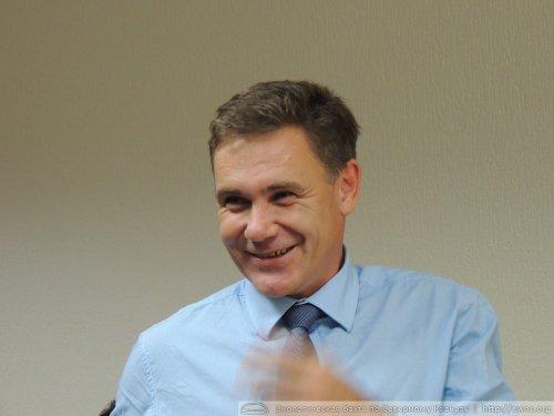 (2013.09.28) Конференция ЭВСК, Евгений Витишко (Туапсе)