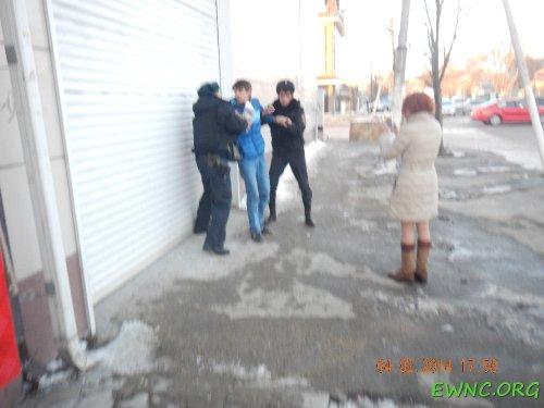 Задержание Игоря Харченко - нарушение прав ПОЛИЦИЯ КРАСНОДАР