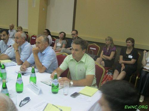 (2011.07.18) Е.Витишко на консультациях в Краснодаре по терминалам в Туапсе и Новороссийске