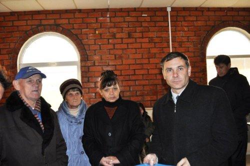 (2012-11-22) Крымск, Евгений Витишков и вынужденные переселенцы, так и не получившие жилья после наводнения